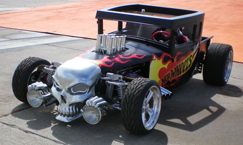 1 - Real Hot Wheels Cars